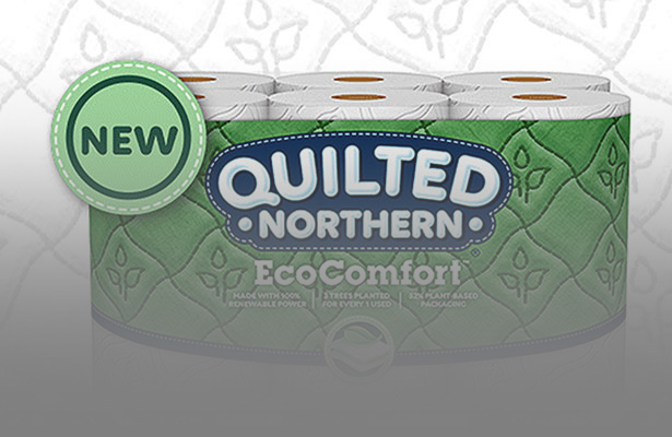 Quilted Northern® Gives a Little Extra Love for National Love a Tree Day