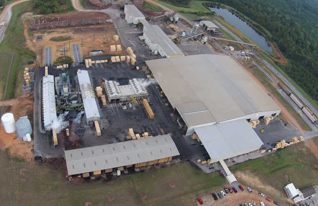 Georgia-Pacific concluded the deal for Rocky Creek lumber facility in Alabama