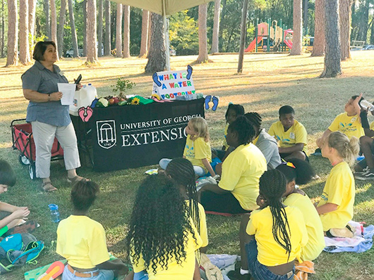 GP Shares Environmental Commitment With Next Generation