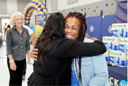 Sparkle® Hosts Back-to-School Event to help Teachers and Students Gear Up for Success