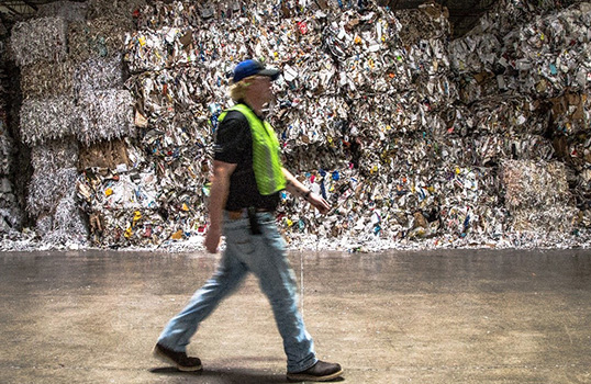 To kick 2019 right into high gear, GP Harmon Recycling is changing its name to Georgia-Pacific Recycling.