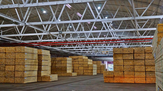 Georgia-Pacific completes $100-Million Lumber Production Facility in Talladega, Alabama