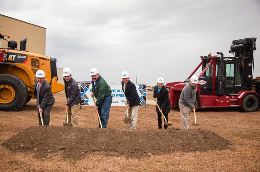 GP Breaks Ground at $135 Million Lumber Plant in Warrenton, Georgia