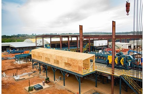 New $150 Million Lumber Facility Announced in Albany, Ga.