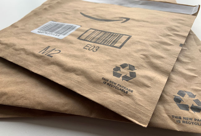 GP Packaging Begins Manufacturing Curbside Recyclable Paper Padded Mailers for E-Commerce