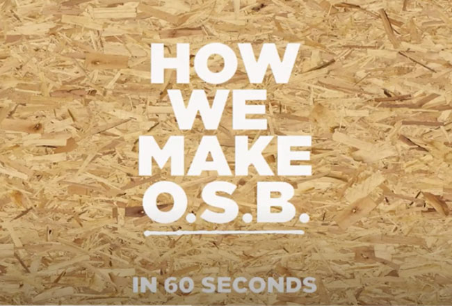 How we make OSB