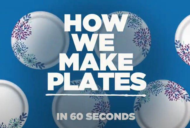 How we make plates