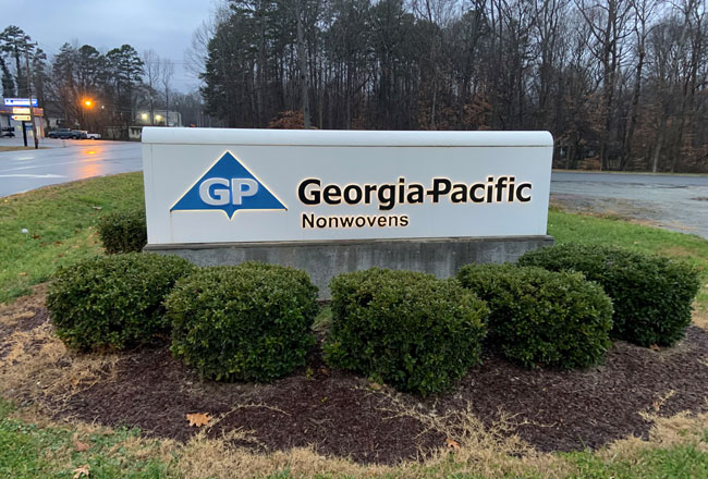 GP Announces Sale of Nonwovens Business to Glatfelter