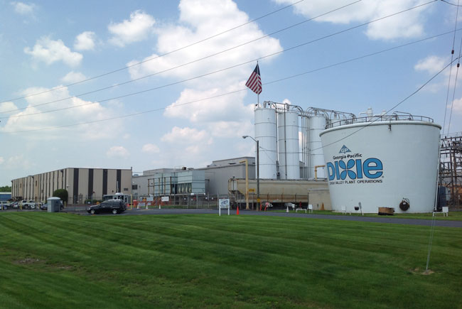GP to Expand Dixie Capacity in Lexington, Ky.; Will Close Operations in Easton, Pa., End of 2021