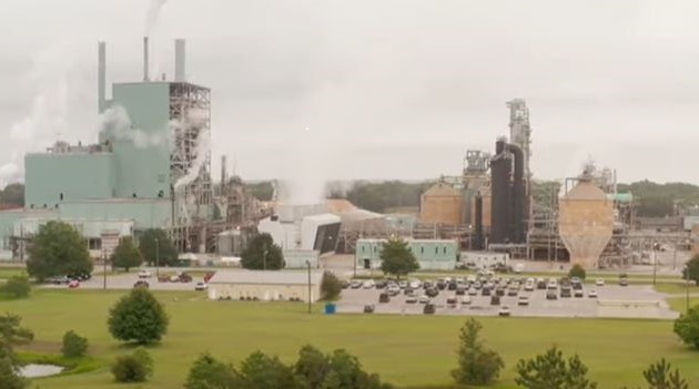 GP's Leaf River, Miss., Facility Becomes First Pulp Mill to Earn EPA ENERGY STAR Certification; other GP facilities also receive recognition for sustainable efforts